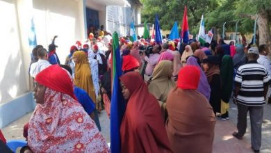Photo of Hundreds March In Somalia To Protest Mogadishu Bombing