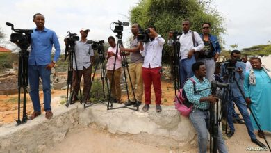 Photo of Despite Fewer Killings, Somali Journalists Remain Targets