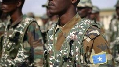 Photo of 5 al-Shabaab terrorists killed in Somalia