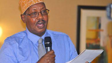 Photo of Somali diplomat, former Jigjiga mayor Ali Isse dies in Canada