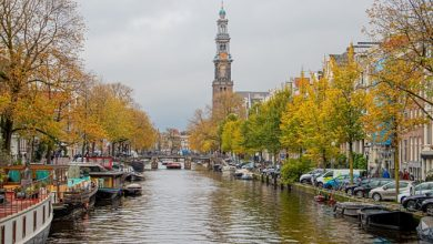 Photo of Amsterdam to buy out young people's debt to offer 'new start'