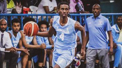 Photo of Somalia Youth Preaching Peace Through Basketball