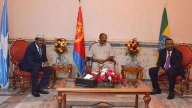 Photo of Ethiopia, Eritrea and Somalia leaders meet in Asmara