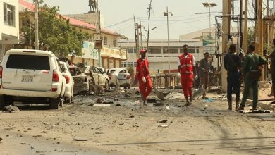 Photo of UPDATE: Five killed, 15 injured in car bombing attack in Mogadishu