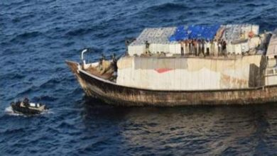 Photo of Navy rescues Indian crew from stranded vessel near Somalia