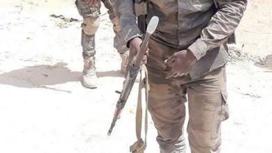 Photo of Somali Police Killed Armed Man In Mogadishu