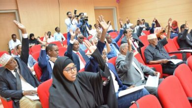Photo of Somali Senate Condemn US Mideast Peace Plan