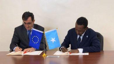 Photo of Somalia And The EU Sign A Protocol Of The EUCAP Somalia