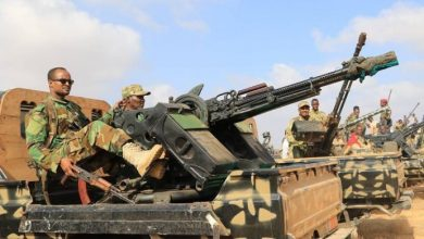 Photo of Somali Army Clashes With Al-Shabaab Militants In Hiran Region