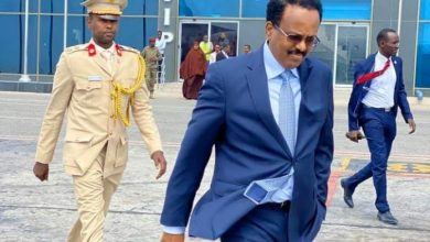 Photo of Somali President Travels To Eritrea For Summit
