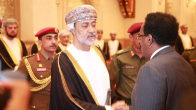 Photo of Somali President Arrives In Oman's Capital To Offer Condolences