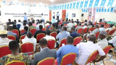 Photo of Galmudug Lawmakers Approve New Presidential Electoral Commission