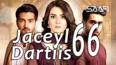 Photo of Jaceyl Dartiis part 66 waa musalsal jaceyl ah DHAMAAD