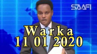 Photo of WARKA 11 01 2020 Safarkii madaxweyne Farmaajo ee dalka Eriteriya oo war murtiyeed laga soo saaray
