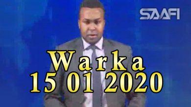 Photo of WARKA 15 01 2020 Xildhibaanada baarlamaanka oo ansixiyey hindise sharciyeedyo kala duwan
