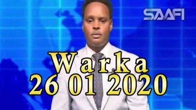 Photo of WARKA 25 01 2020 Aabe Soomaaliyeed oo wiilki curadkiisa ahaa ku gawracay magaalada Jawhar oo lasoo qabtay