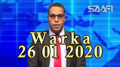 Photo of WARKA 26 01 2020 Puntland oo jawaab adag ka bixisay hadal kasoo yeeray wasiirka waxbarashada Mr goodax Bare