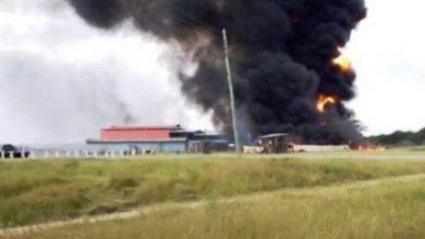 Photo of Kenya Police Arrest 5 Over Al-Shabab Attack On Military Base