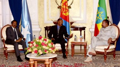 Photo of Somalia, Eritrea And Ethiopian Leaders Release Joint Communique After Talks