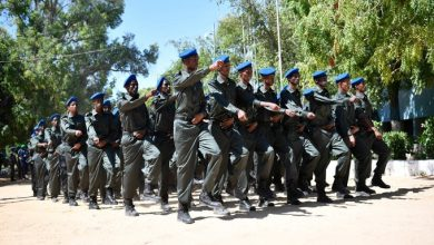 Photo of African Union, UN Train 300 Police Officers To Secure Somalia