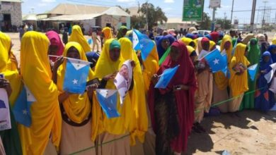 Photo of Residents Rally In Guri'el In Support Of New Galmudug Leadership