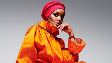 Photo of 'We all deserve representation': hijab-wearing model Halima Aden on the power of fashion