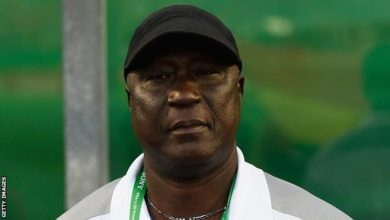 Photo of Coach Bashir Hayford resigns as coach of Somalia