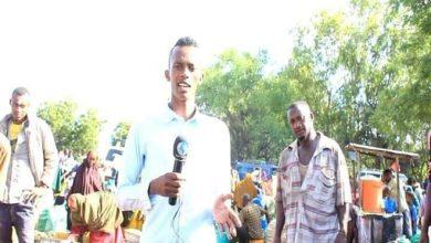 Photo of Slain Somali journalist had received death threats