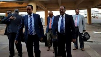 Photo of Ethiopian delegation lands in Hargeisa as Abiy Ahmed seeks lead role in Somalia-Somaliland talks