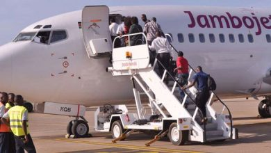 Photo of Jambojet denied morning slot for Mogadishu flights
