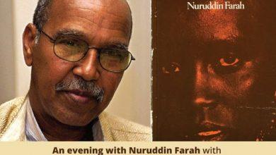 Photo of Nuruddin Farah celebrates jubilee anniversary of debut novel