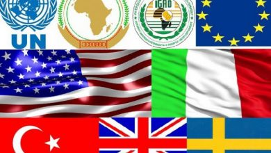 Photo of Int'l Partners Urge Somali Stakeholders To Work Together
