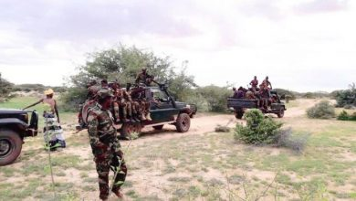Photo of Soldiers Killed In Al-Shabaab Attack In Somalia