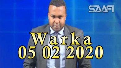 Photo of WARKA 05 02 2020 Kulan looga hadlayey halista cudurka Corona virus oo magaalada Muqdisho lagu qabtay