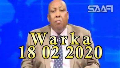Photo of WARKA 18 02 2020 Madaxweyne Muuse Biixi oo diiday in uu Farmaajo cagaha soo dhigo Hargeysa