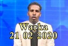 Photo of WARKA 21 02 2020 Madaxweyne Farmaajo saxiixay sharciga doorashooyinka khirayna wax qabadkii madaxweynayaashi ka horeeyey