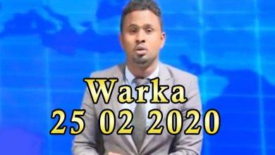 WARKA 25 02 2020 Dowlada Soomaaliya oo faafaahin ka bixisay duqeymaha ay geysanayaan diyaaradaha Mareykanka