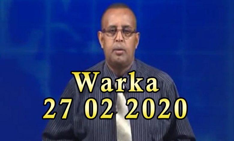 Photo of WARKA 27 02 2020 Madaxweyne Muuse Biixi iyo xisbiyada mucaaradka ah oo heshiis taarikhi ah wada gaaray