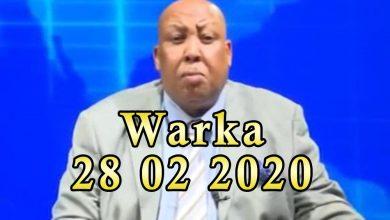 Photo of WARKA 28 02 2020 Ciidamada Ahlu Suna iyo kuwa dowlada oo dagaal aad u culus ku dhex maray magaalada Dhuusomareeb