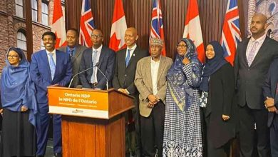 Photo of NDP MPP Announces Bill to Recognize Somali Heritage Week in Ontario