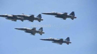 Photo of Tension as Kenyan fighter jets fly over Jubaland