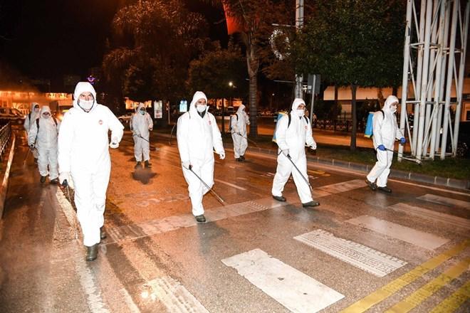 Photo of Coronavirus kills 30th senior citizen in Turkey as cases jump to 1,256