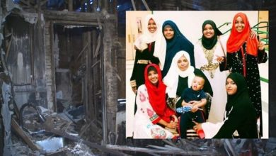 Photo of Somali refugee family living in Milwaukee loses everything in devastating fire