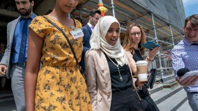Photo of Man who threatened to kill U.S. Rep. Omar gets light sentence at her request