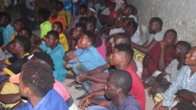 Photo of Dozens Of Youths Detained In Mogadishu Operation