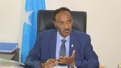 Photo of Somalia's Finance Minister Holds Talks With Russian Officials Over Debt Relief