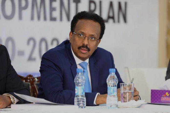 Photo of Farmajo Lauds Somalia's Achievement On Debt Relief