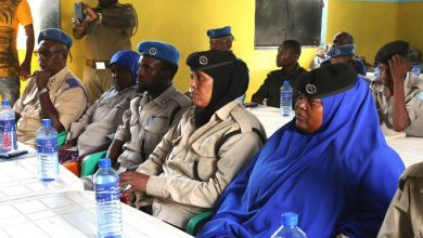 Photo of Jubbaland Police Officers Complete Traffic Management Training