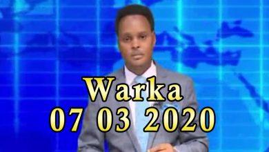 Photo of WARKA 07 03 2020 Madaxweyne Axmed Madoobe oo sheegay in dowlada ay ciidamadeeda kala baxdo gobolka Gedo sharuud la aan