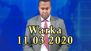 Photo of WARKA 11 03 2020 Dowlada Soomaaliya oo midowga Yurub kala shirtay horumarinta dhaqaalaha dalka